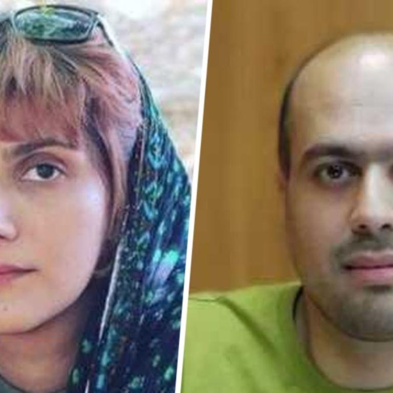 مرضیه امیری و مسعود کاظمی را آزاد کنید