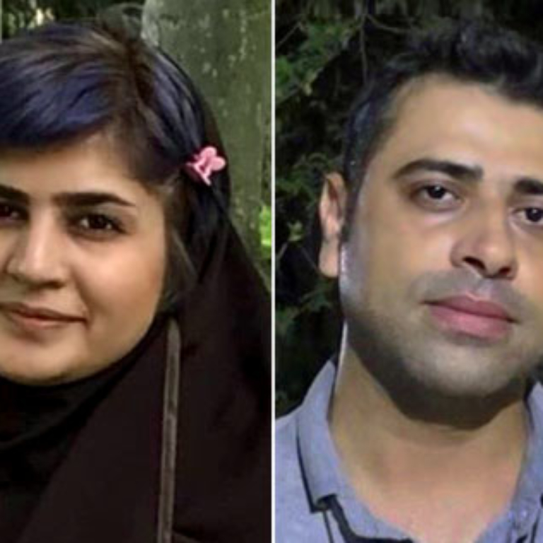 دادخواست آنلاین عفو بینالملل ترکیه برای آزادی سپیده قلیان و اسماعیل بخشی