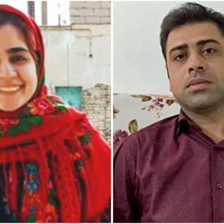 دادخواست سازمان عفو بینالملل برای آزادی اسماعیل بخشی و سپیده قلیان