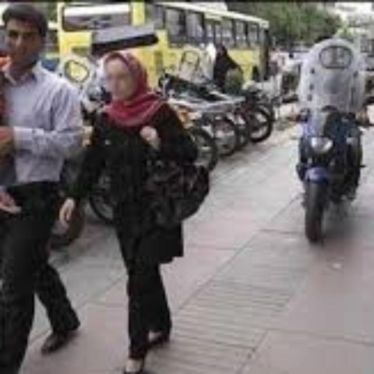 اقدام فوری علیه موتورسواران خلافکار در ایران