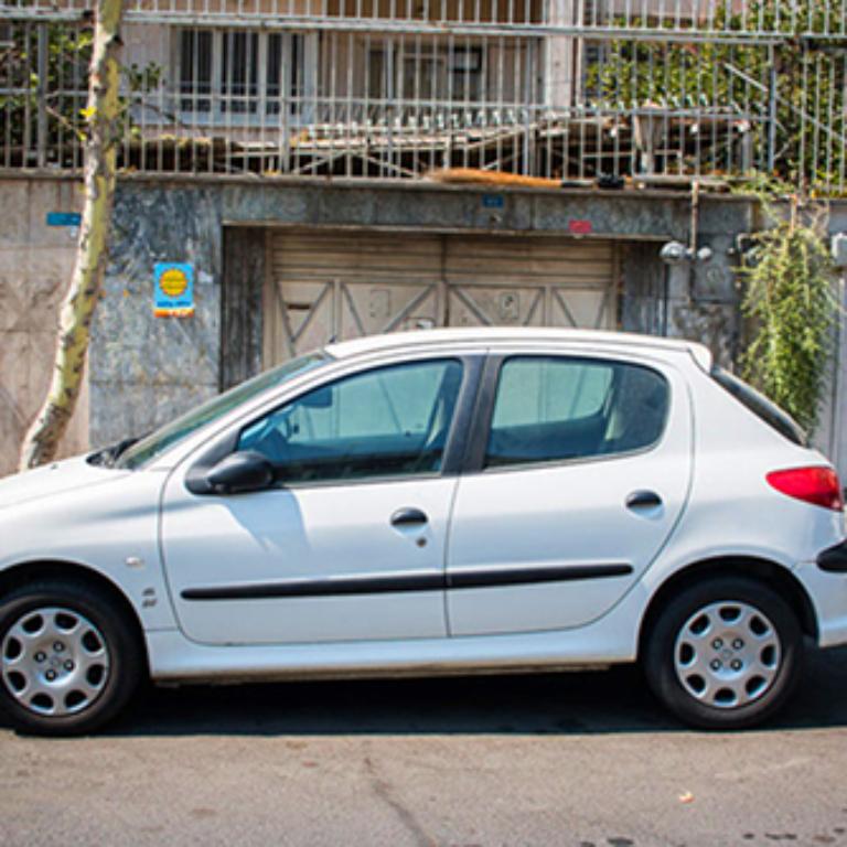برخورد شدید با خودروهای مزاحم در تهران