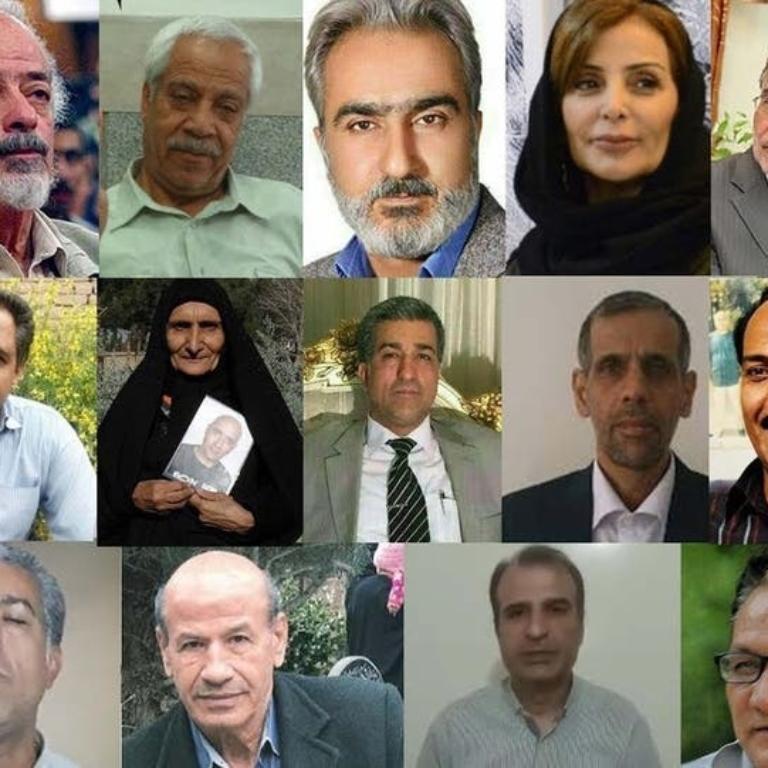 زندانیان سیاسی را فورا آزاد کنید