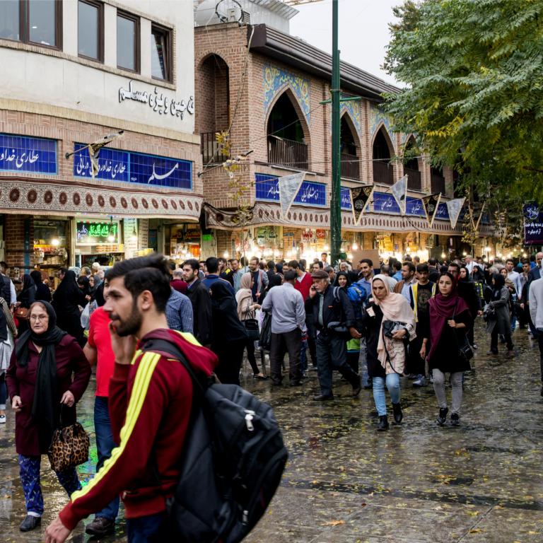 تروریسم علیه دانشجویان معترض در جمهوری اسلامی
