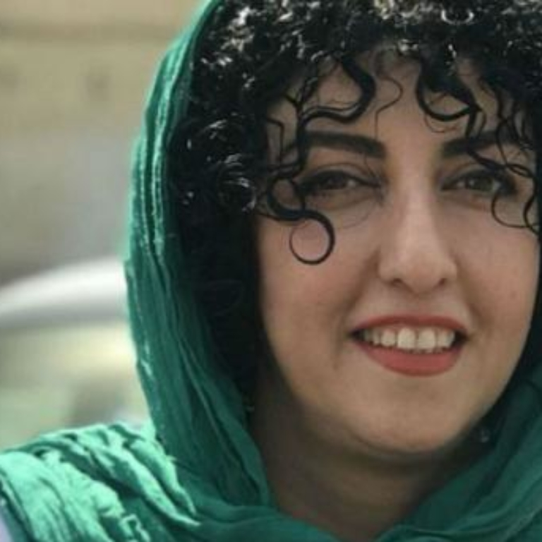 به آزار قضایی مدافع حقوق بشر، نرگس محمدی پایان دهید و آزادش کنید