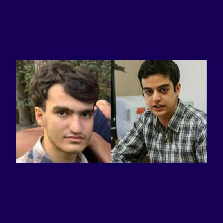 این دو دانشجوی نخبه را آزاد کنید!