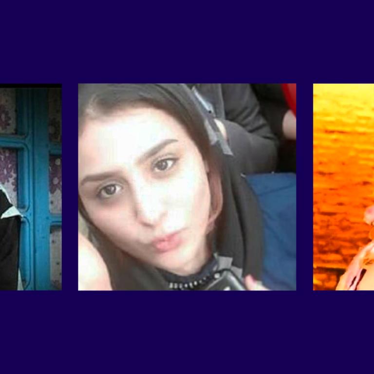به خاطر حفظ جان دختران و زنان در ایران سریعاً اقدام کنید