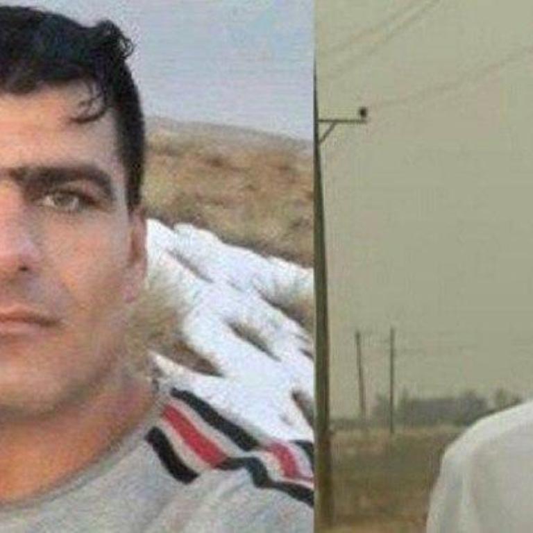 برای نجات عباس عسکری از معترضان آبان خونین