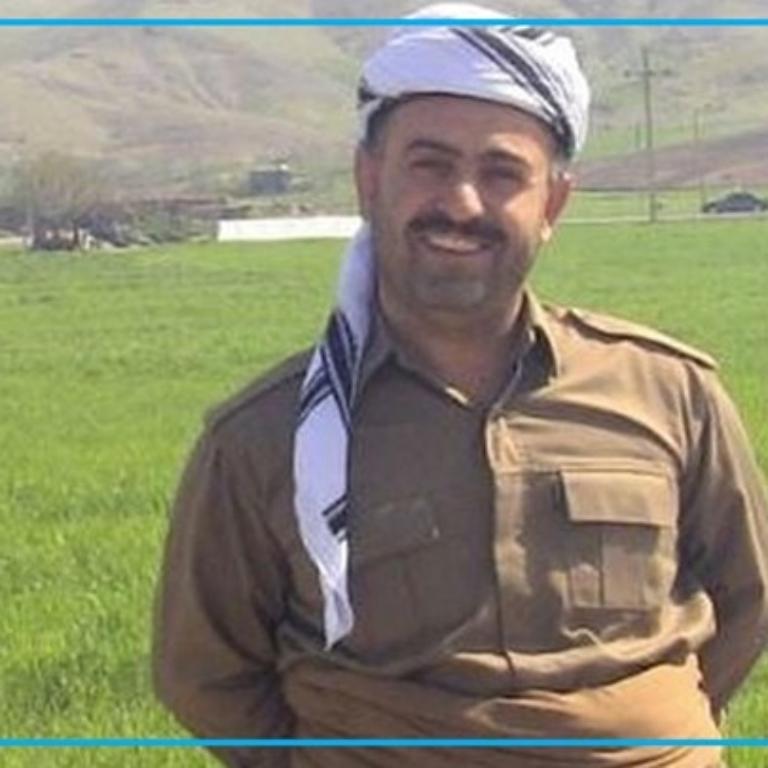 نجات یک اعدامی، حیدر قربانی