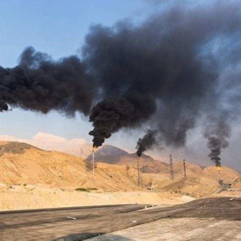 کاهش بودجهی مبارزه با آلودگی به زیان محیط زیست است