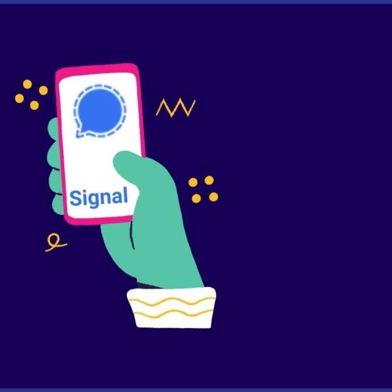 پیامرسان سیگنال را فیلتر نکنید
