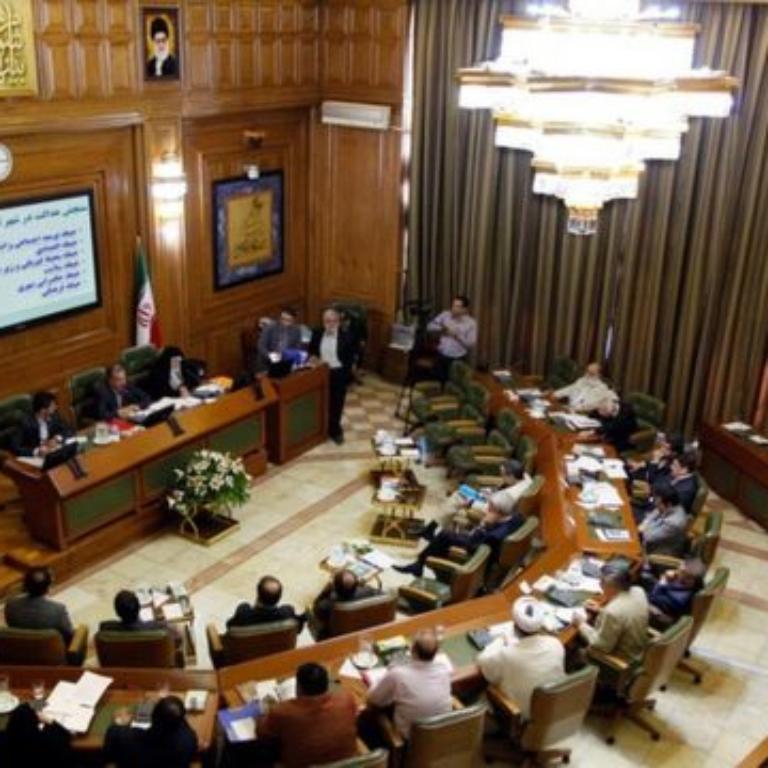 تحریم انتخابات شورای شهر تهران